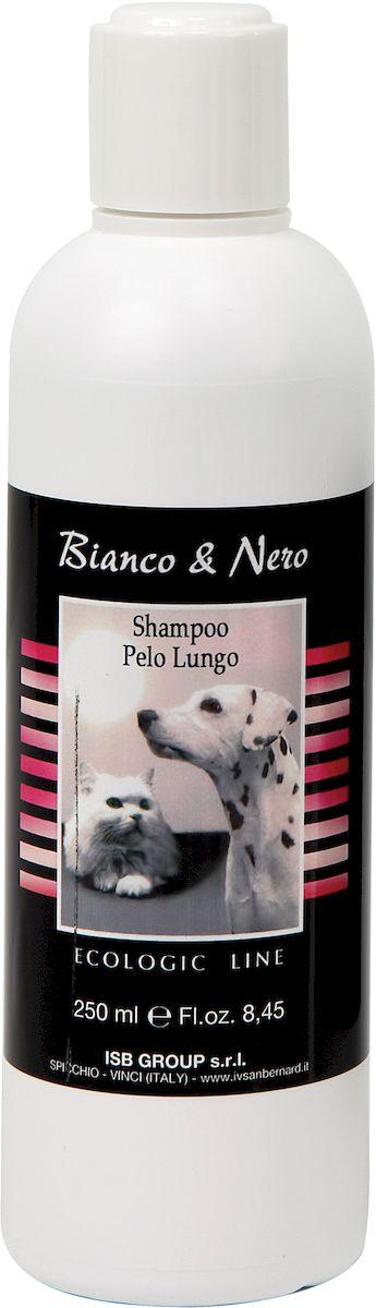 """Шампунь """"Iv San Bernard"""", для кошек и собак, для длинной шерсти, 250 мл"""