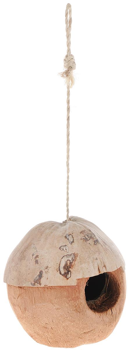 "домик для птиц ""triol"", диаметр 14 см уцененный товар (№3)"