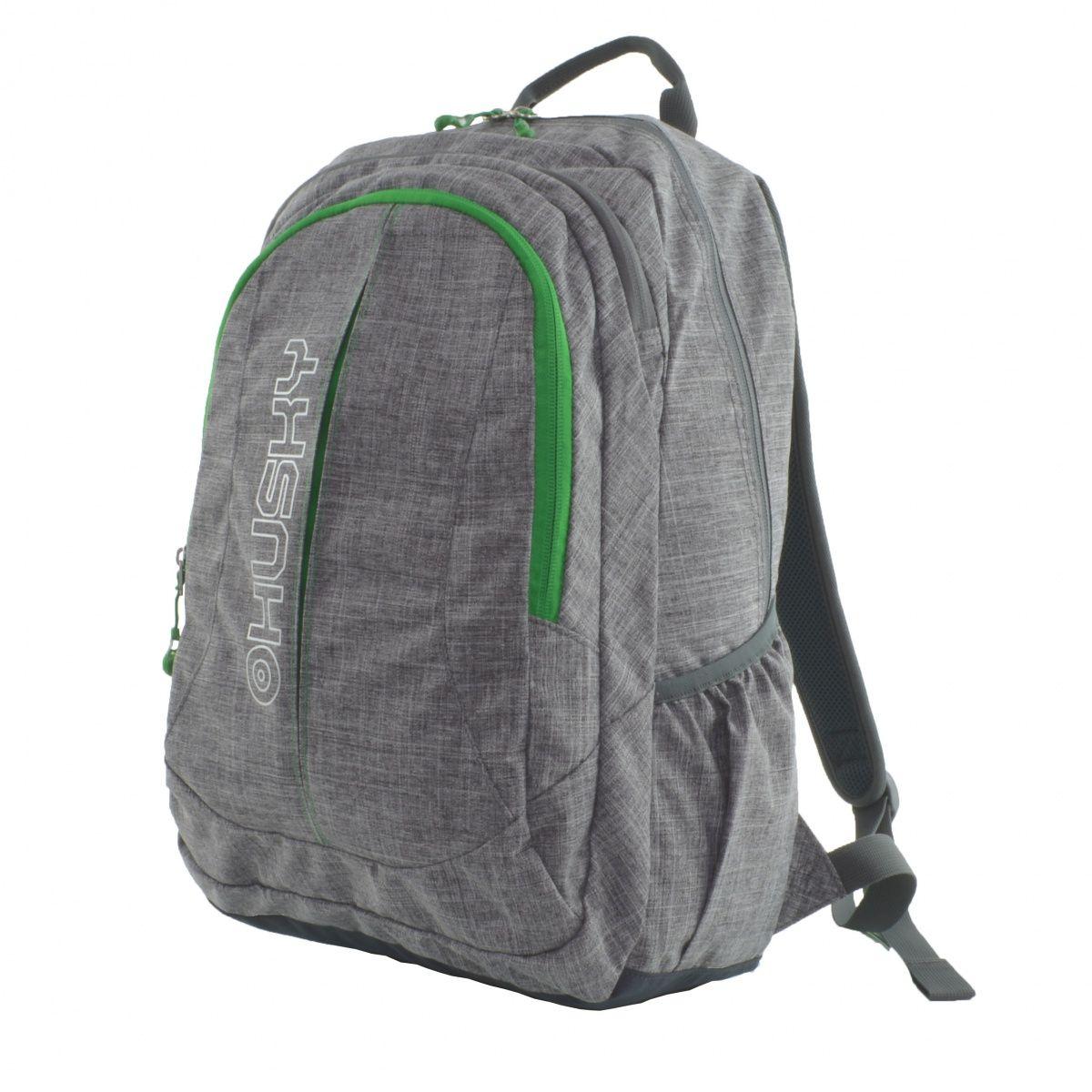 Рюкзак городской Husky MELEN, цвет: зеленый, 25 л городской рюкзак fastbreak наследие 23 л зеленый 124300 114