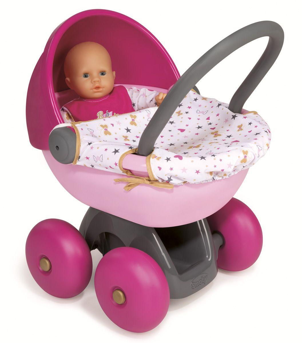 цены на Smoby коляска для кукол Коляска 220312  в интернет-магазинах