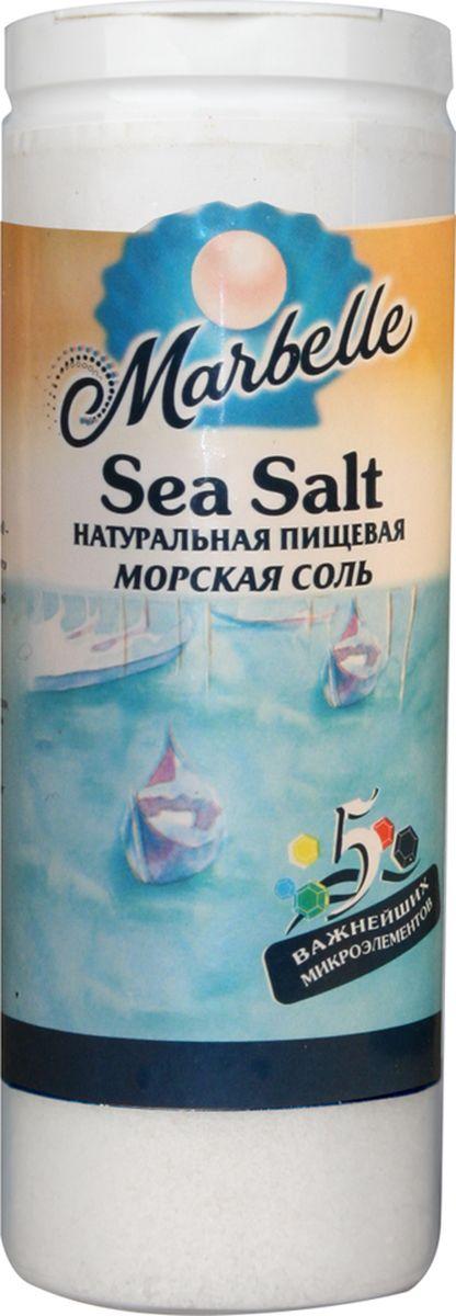 Marbellе морская соль мелкая, 150 г цена
