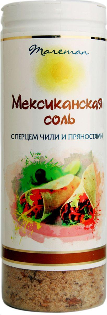 Mareman соль Мексиканская, 140 г цена