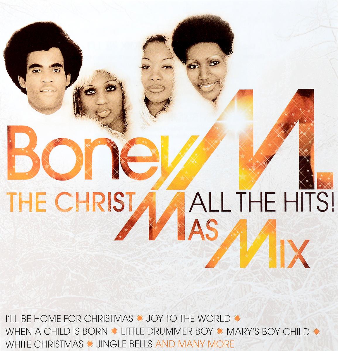 Фото - Boney M Boney M. The Christmas Mix. All The Hits! christmas fairy talk mix up