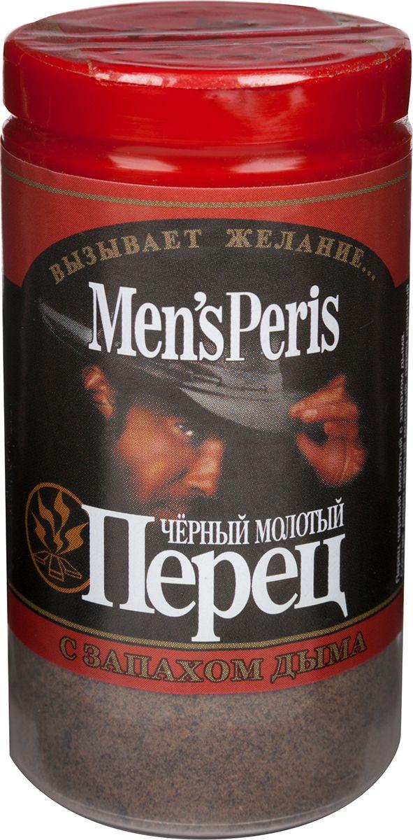 Mens Peris перец черный молотый с запахом дыма, 35 г orient чили кайенский перец молотый 12 г