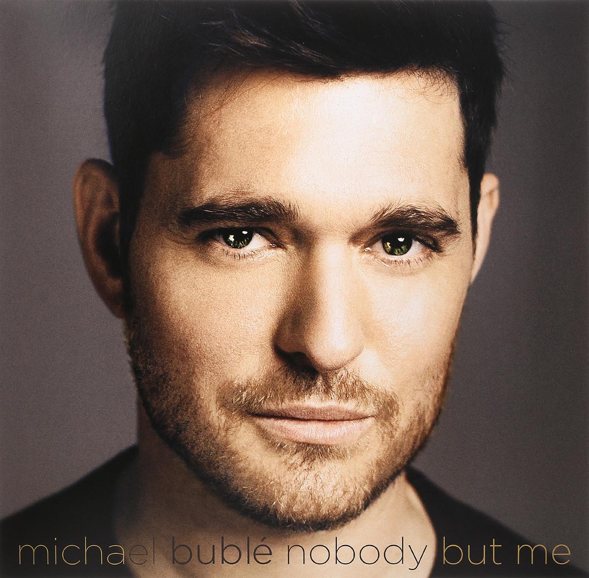 лучшая цена Майкл Бубле Michael Buble. Nobody But Me (LP)