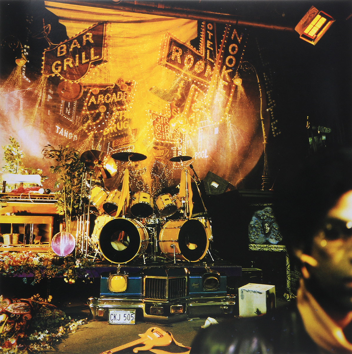 Принц Prince. Sign O The Times (2 LP) кендрик ламар kendrick lamar damn 2 lp