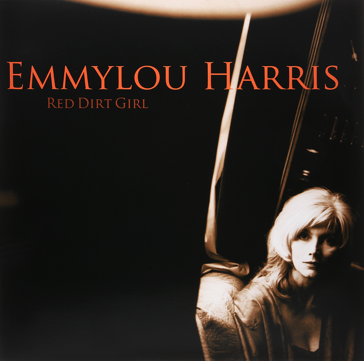 Эммилу Харрис Emmylou Harris. Red Dirt Girl (2 LP) недорого
