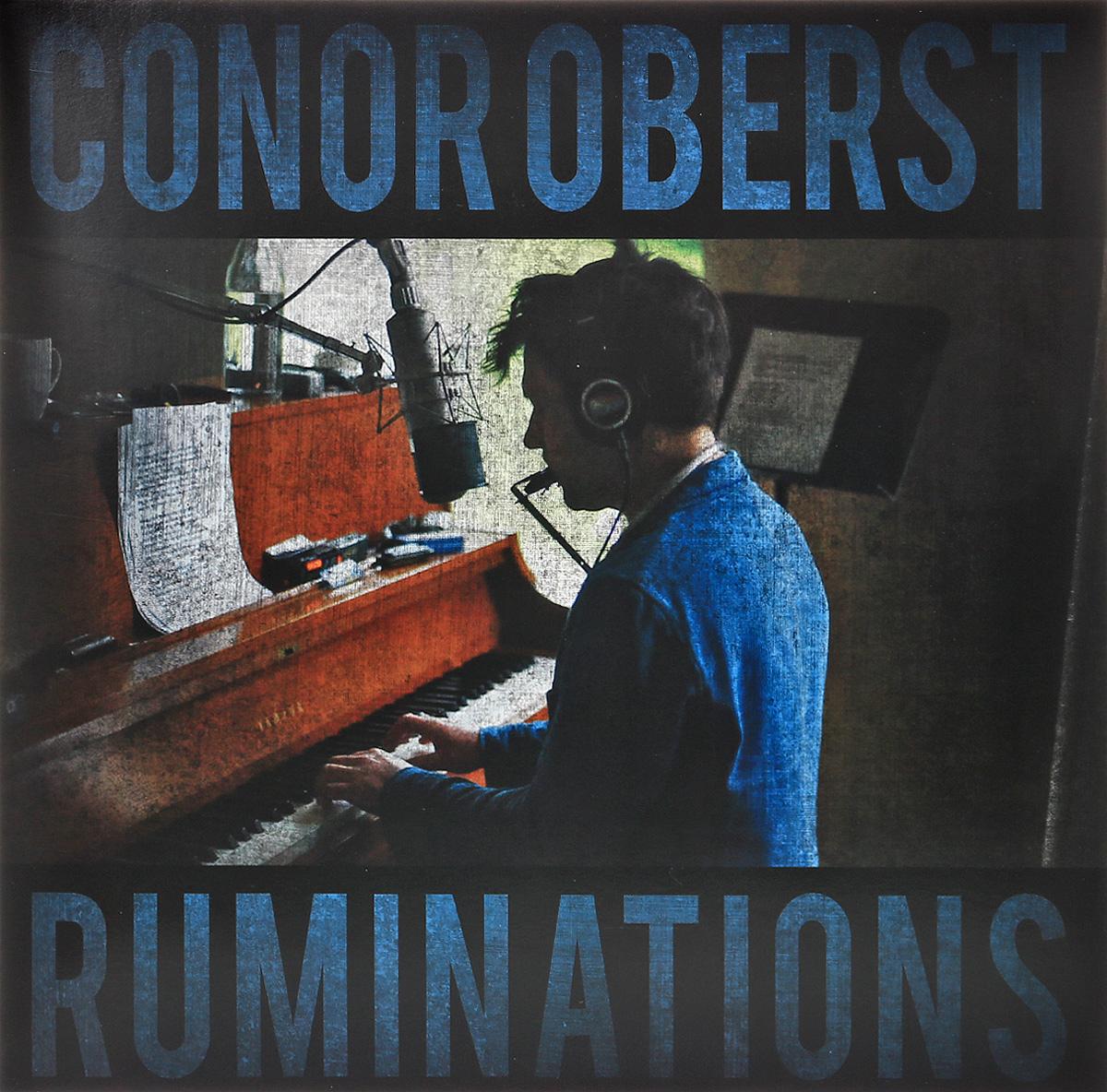 Конор Оберст Conor Oberst. Ruminations (LP) conor conor ruminations