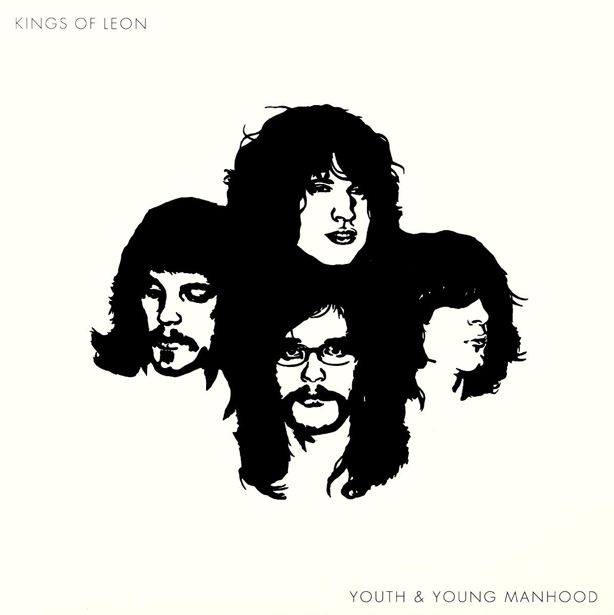 Kings Of Leon Kings Of Leon. Youth And Young Manhood (2 LP) leon bridges leon bridges good thing lp