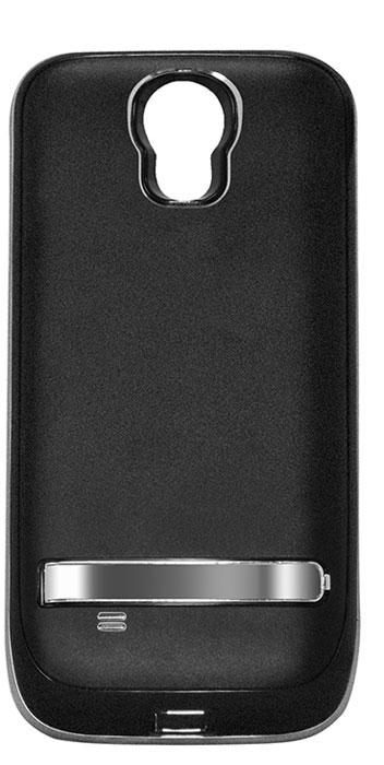 EXEQ HelpinG-SC07 чехол-аккумулятор для Samsung Galaxy S4, Black (2600 мАч, клип-кейс)