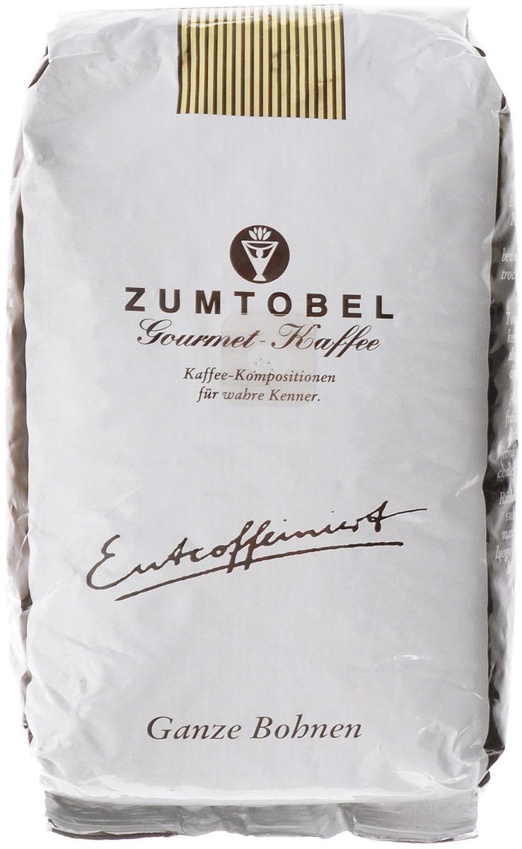 Julius Meinl Цумтобель без кофеина кофе в зернах, 500 г meinl nino8