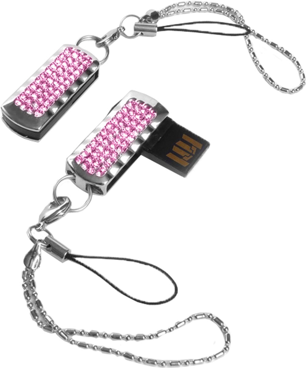 QUMO Ice Rose 8GB USB-накопитель флешка usb 8gb qumo yin