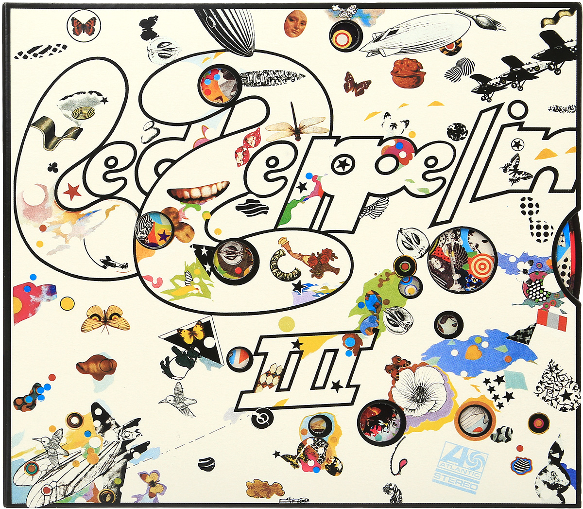 Led Zeppelin Led Zeppelin. Led Zeppelin III led zeppelin led zeppelin led zeppelin iii 2 cd