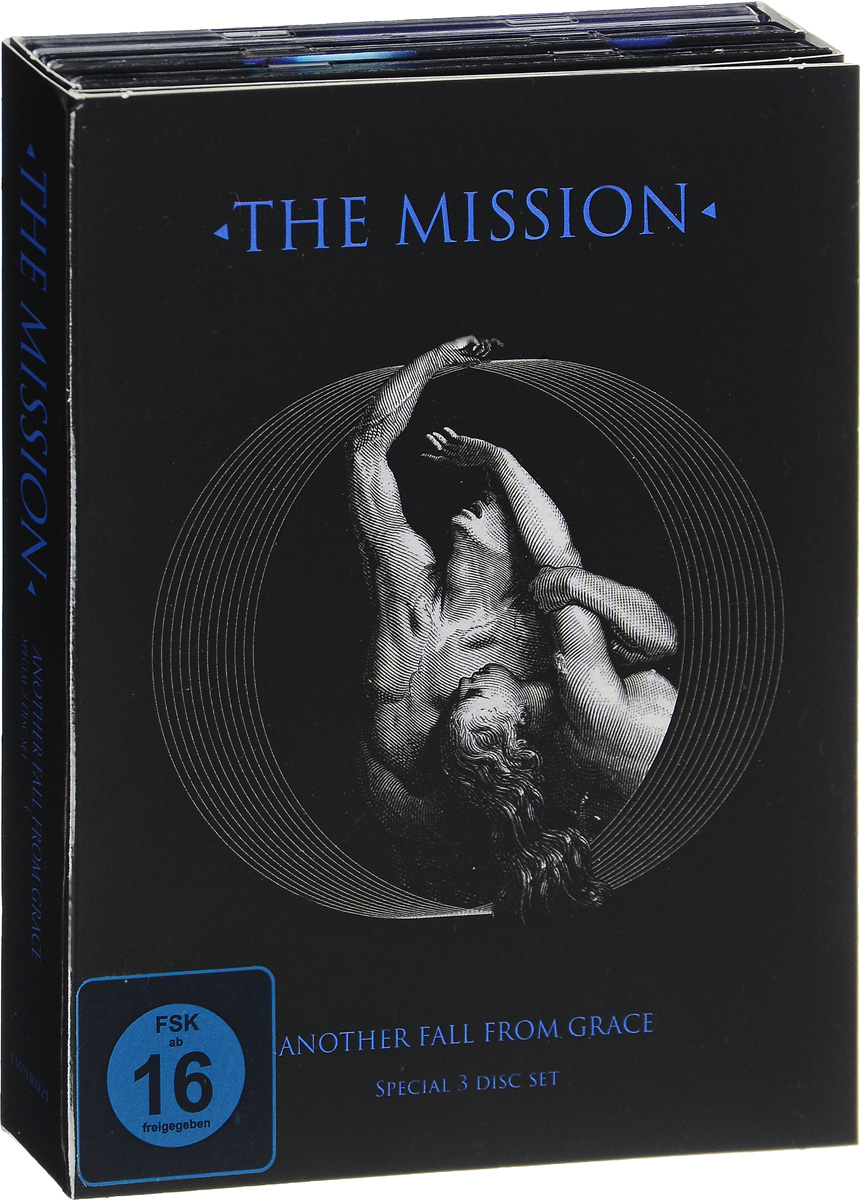 The Mission. Another Fall From Grace (2 CD + DVD)