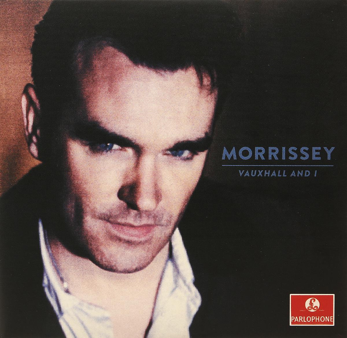 Моррисси Morrissey. Vauxhall And I (2 CD) моррисси morrissey very best of cd dvd