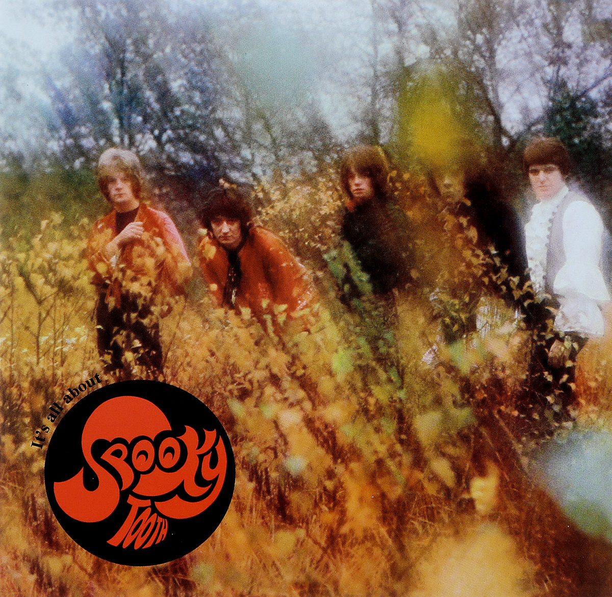 Spooky Tooth Spooky Tooth. It's All About spooky night