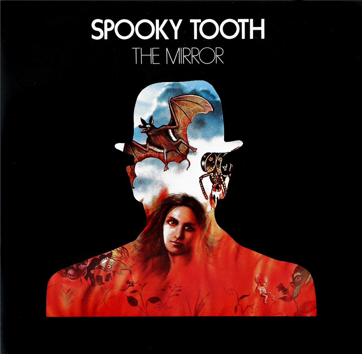 Spooky Tooth Spooky Tooth. The Mirror spooky night