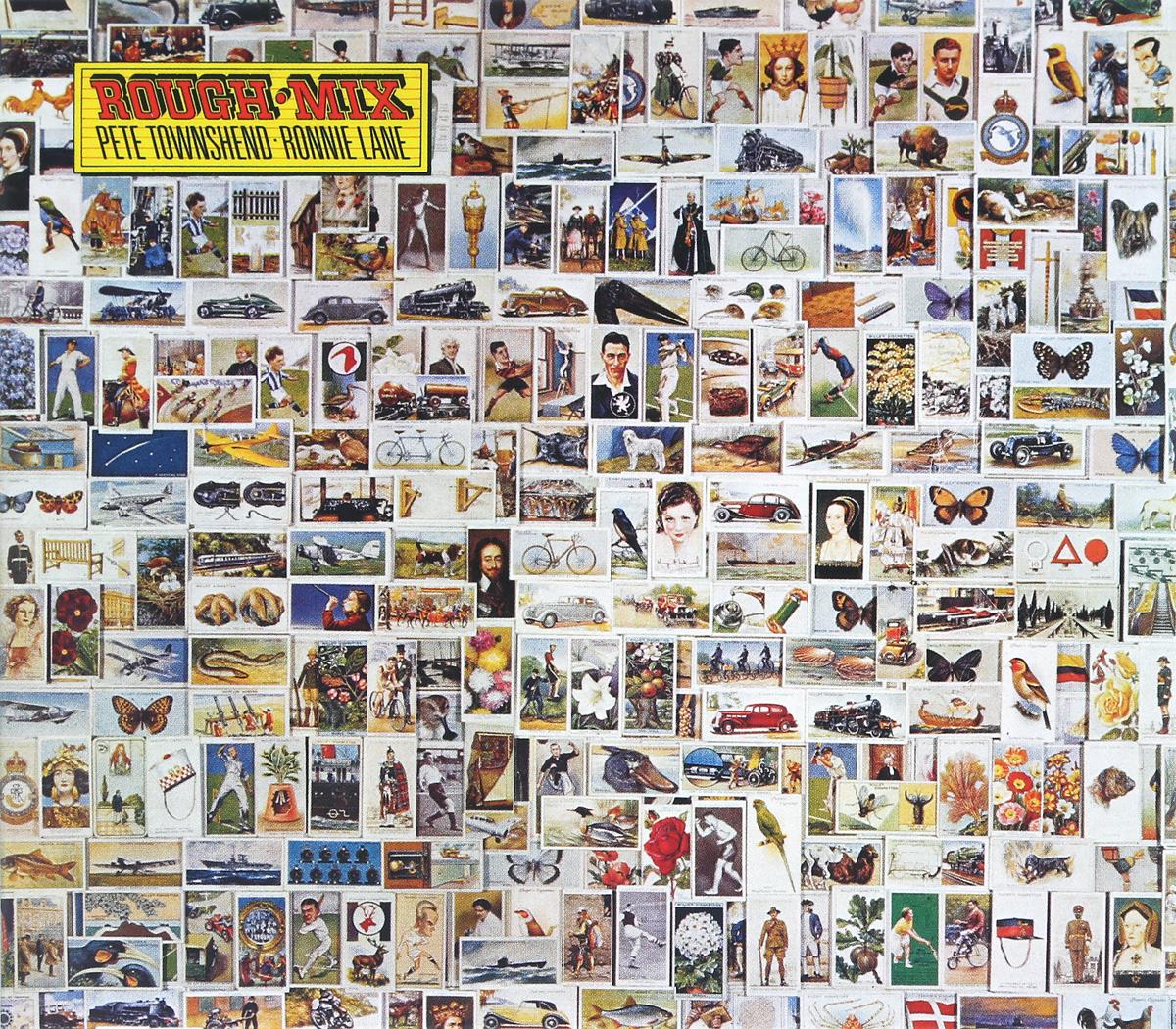 Пит Тауншенд,Ронни Лейн Pete Townshend & Ronnie Lane. Rough Mix цена и фото