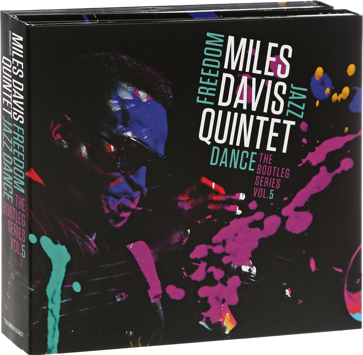 Miles Davis Quintet Miles Davis Quintet. Freedom Jazz Dance (3 CD) eilenkrig crew quintet