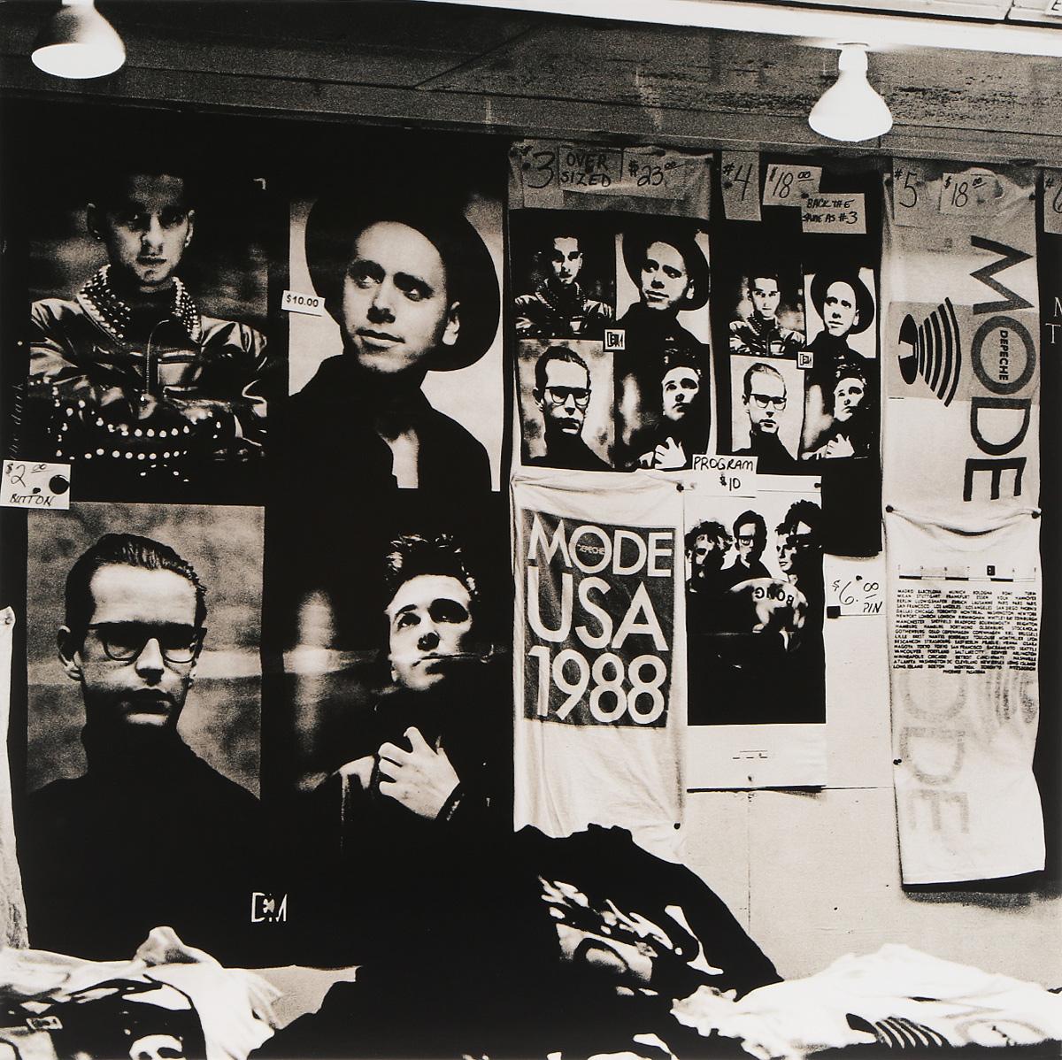 Depeche Mode Depeche Mode. 101 (2 LP) lileng 821 usb powered 3 blade 2 mode fan black 4 x aa