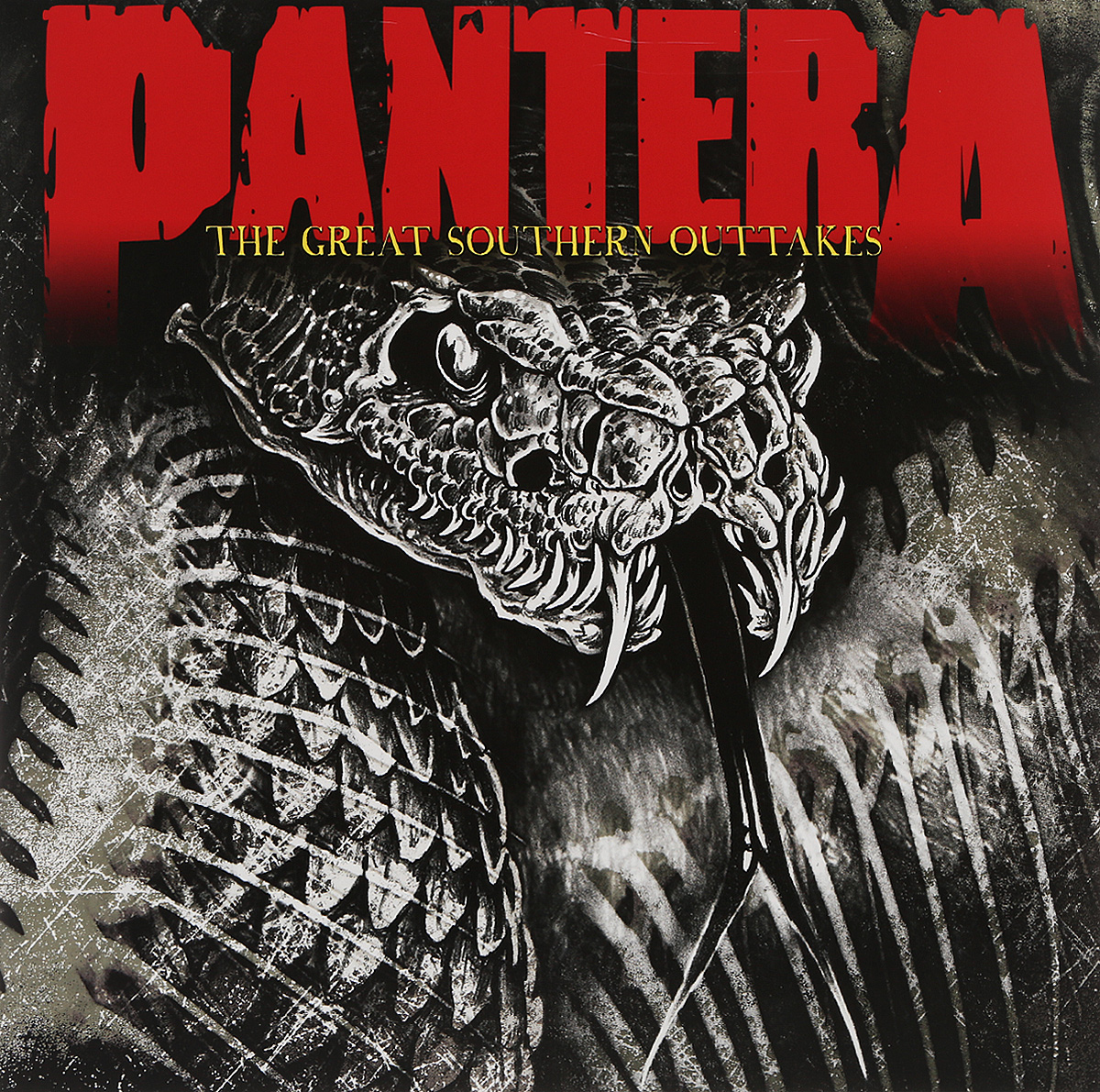 Pantera Pantera. The Great Southern Outtakes (LP) backpack nero pantera backpack page 6