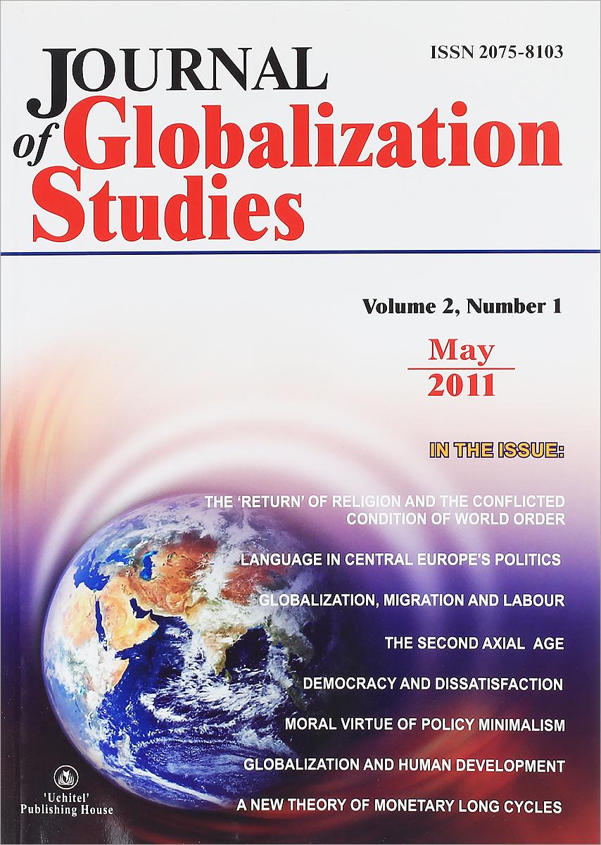 Journal of Globalization Studies: Volume 2: Number 1: May 2011