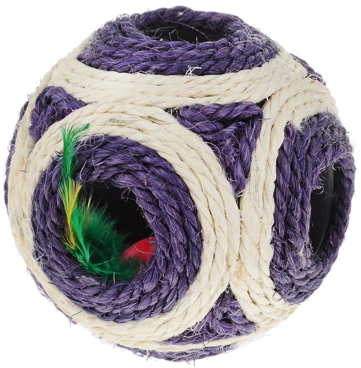 """Когтеточка Triol """"Мяч"""", цвет в ассортименте, диаметр 11,5 см"""