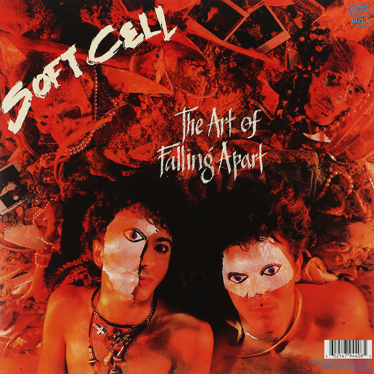 Soft Cell. The Art Of Falling Apart (2 LP)