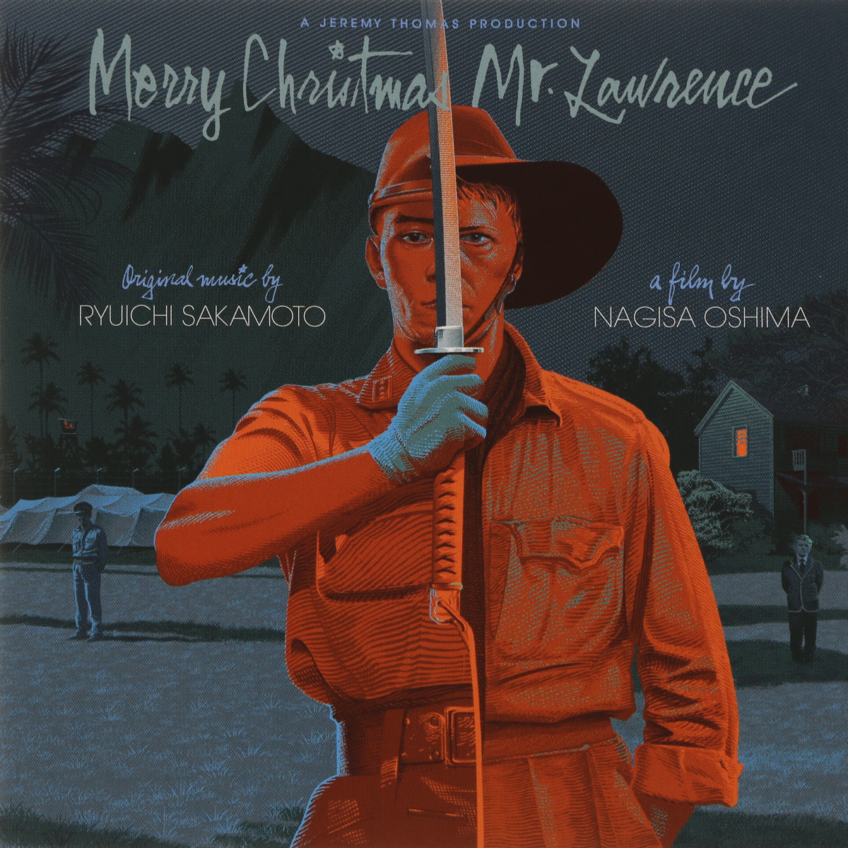 Ryuichi Sakamoto. Merry Christmas Mr. Lawrence. Original Picture Soundtrack
