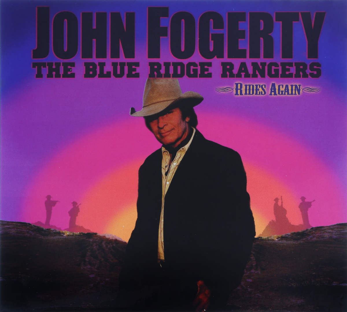 лучшая цена Джон Фогерти John Fogerty. The Blue Ridge Rangers Rides Again