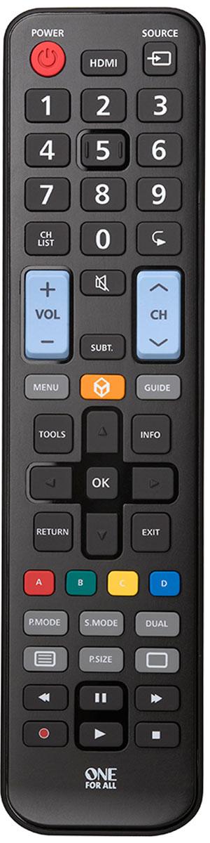 One For All URC1910, Black пульт ДУ для Samsung не работает samsung