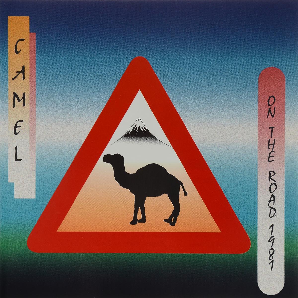Camel Camel. Camel On The Road 1981 camel southampton