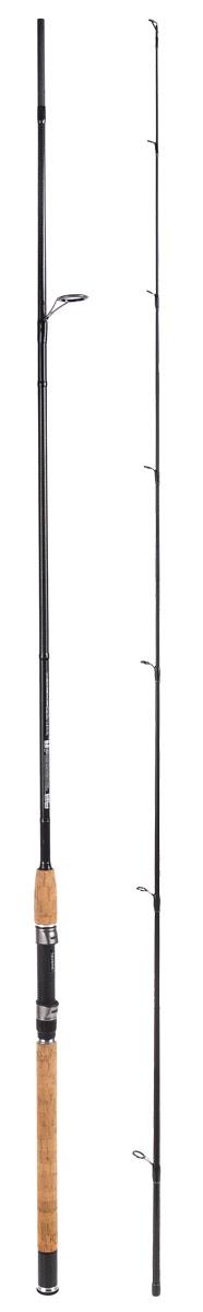 Удилище спиннинговое Daiwa Crossfire, штекерное, 2,7 м, 8-35 г