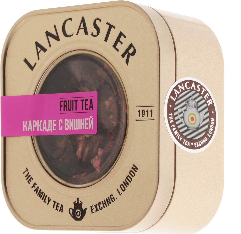 Lancaster Каркаде с вишней чайный напиток, 75 г13 9936Тонизирующий купаж Lancaster Каркаде с вишней на основе цветов гибискуса с добавлением кусочков яблок, вишни, шиповника и лепестков роз делает вкус чая каркаде еще более насыщенным, а аромат после заваривания поистине чудесным. Уважаемые клиенты! Обращаем ваше внимание на то, что упаковка может иметь несколько видов дизайна. Поставка осуществляется в зависимости от наличия на складе. Всё о чае: сорта, факты, советы по выбору и употреблению. Статья OZON Гид