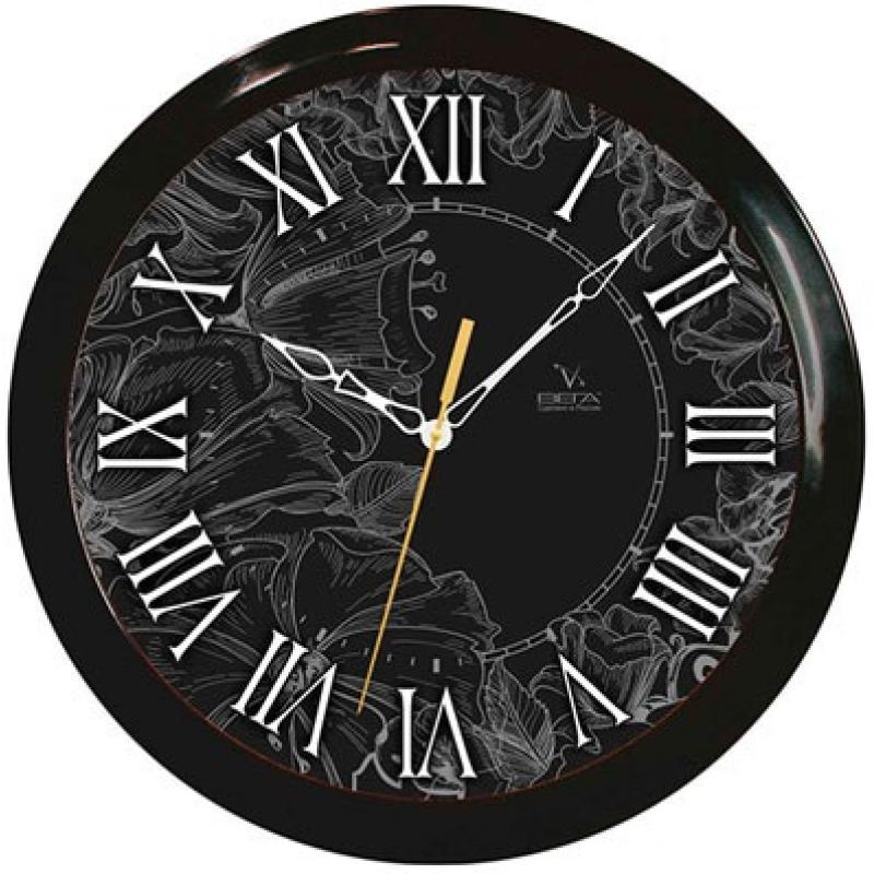"""Часы настенные Вега """"Классика. Римские цифры"""""""