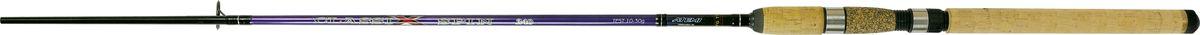 Cпиннинг штекерный Atemi Classix Spin, с пробковой ручкой, 2,7 м, 20-40 г