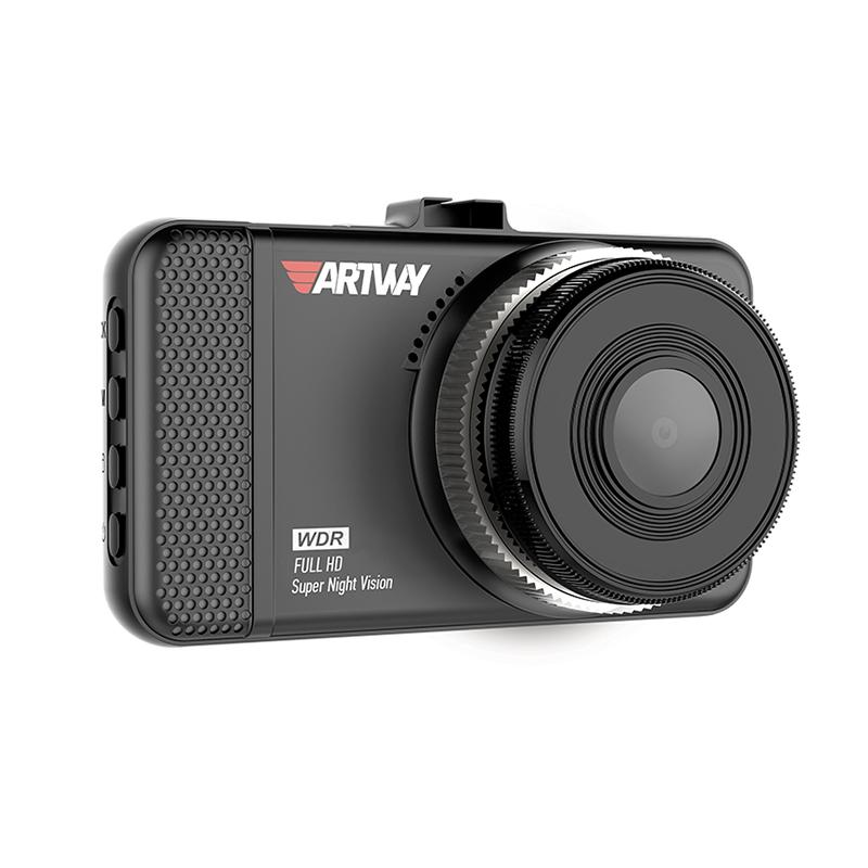 Artway AV-391, Black видеорегистратор