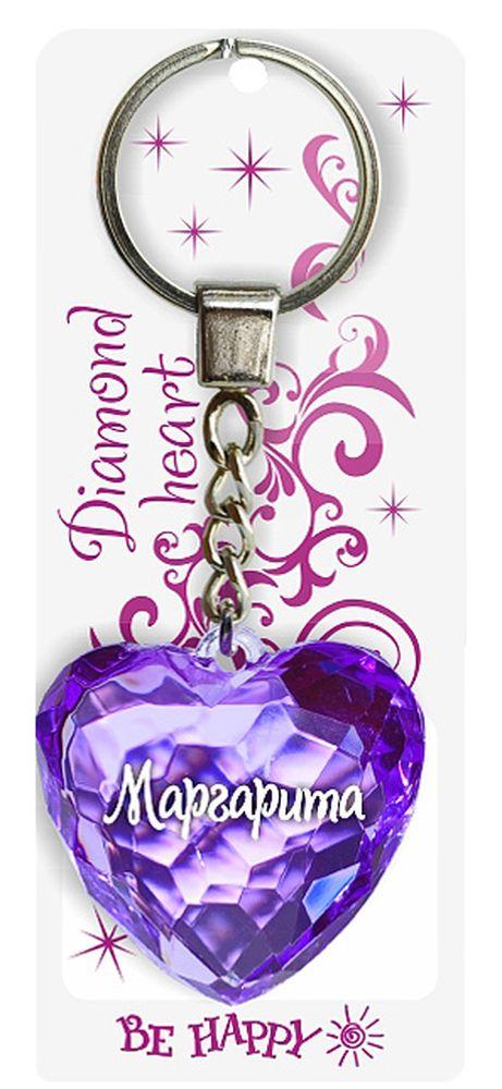 Брелок для ключей Be happy багира плюс брелок диамантовое сердце карина