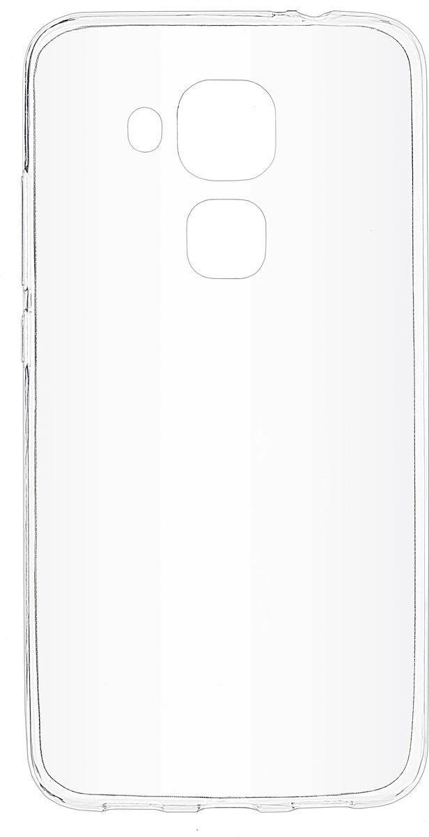 Skinbox Slim Silicone чехол для Huawei Nova Plus, Clear цена и фото
