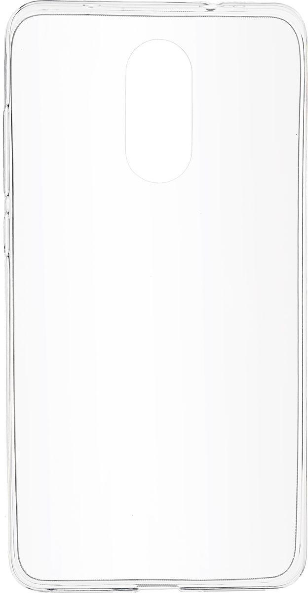 Skinbox Slim Silicone чехол для Xiaomi Redmi Pro, Clear цена