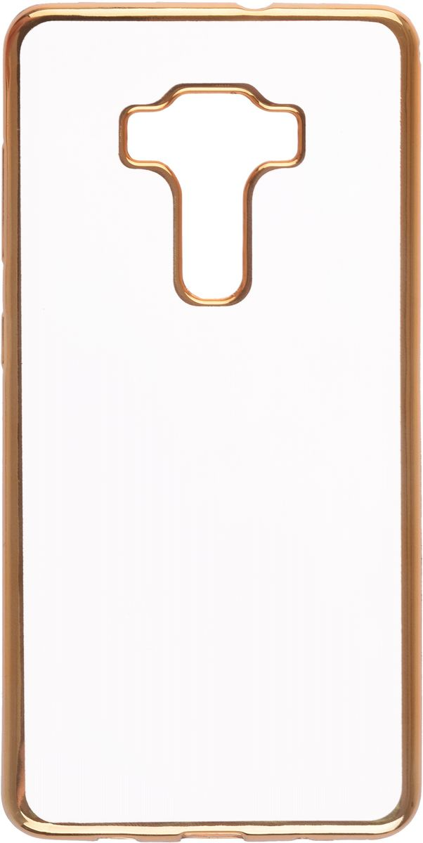 Skinbox Silicone Chrome Border 4People чехол для Asus Zenfone 3 ZS570KL, Golden клип кейс skinbox shield для asus zenfone 3 zs570kl черный page 5