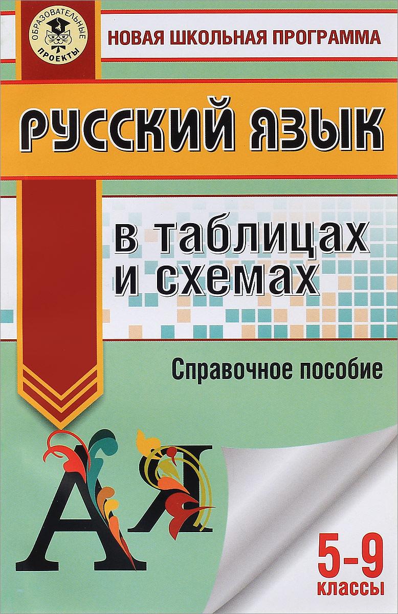 И. В. Текучева Русский язык. 5-9 классы. В таблицах и схемах
