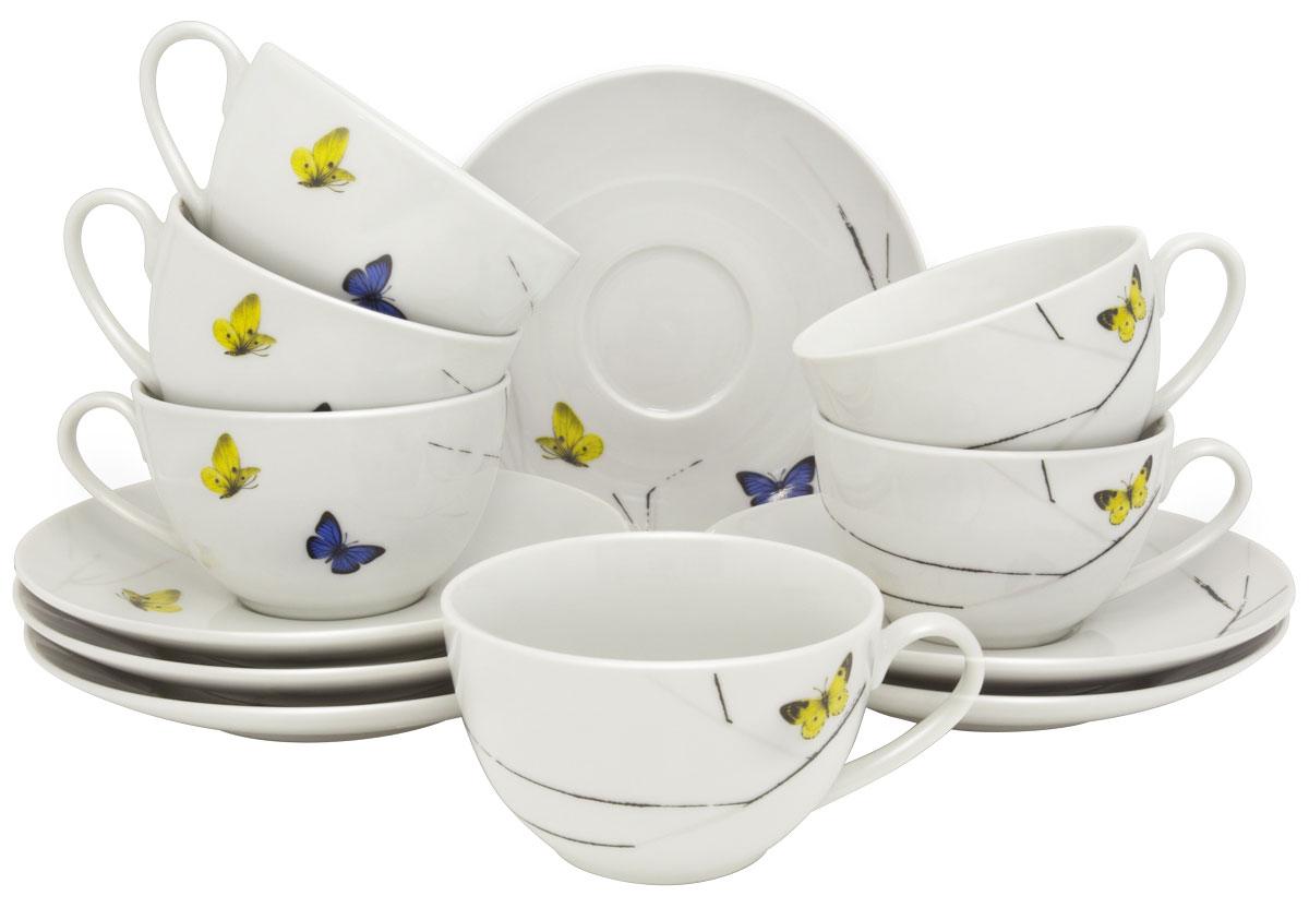Чайный набор Esprado Primavera на 6 персон. PRM025YE304