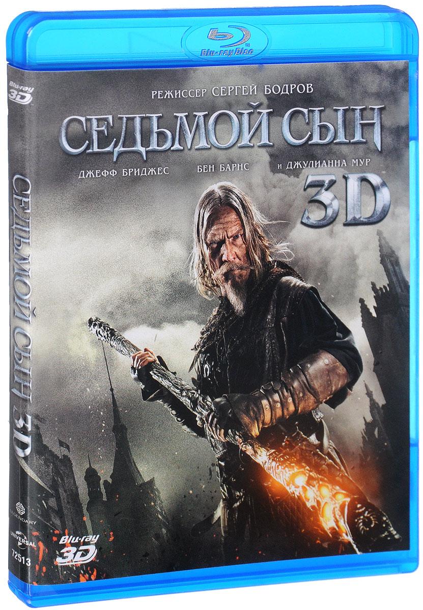 цена на Седьмой сын 3D (Blu-ray)