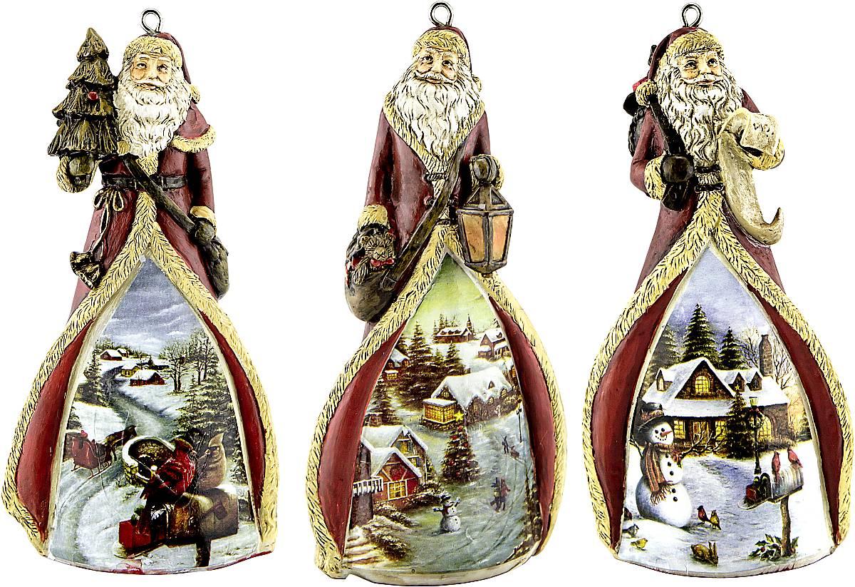 Набор новогодних подвесных украшений Mister Christmas