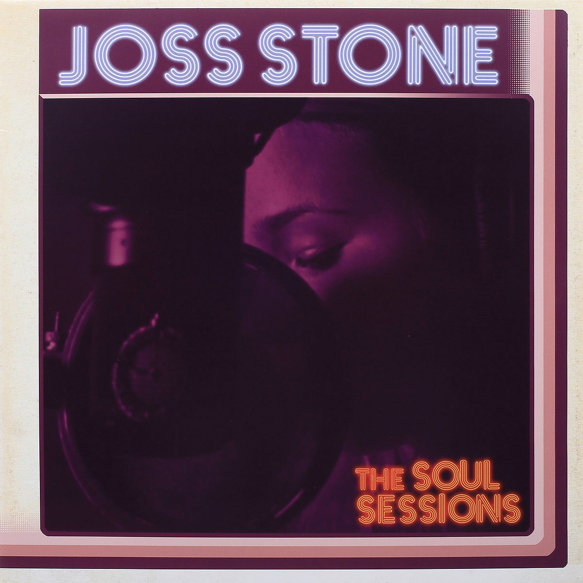 цены на Джосс Стоун Joss Stone. The Soul Sessions (LP)  в интернет-магазинах