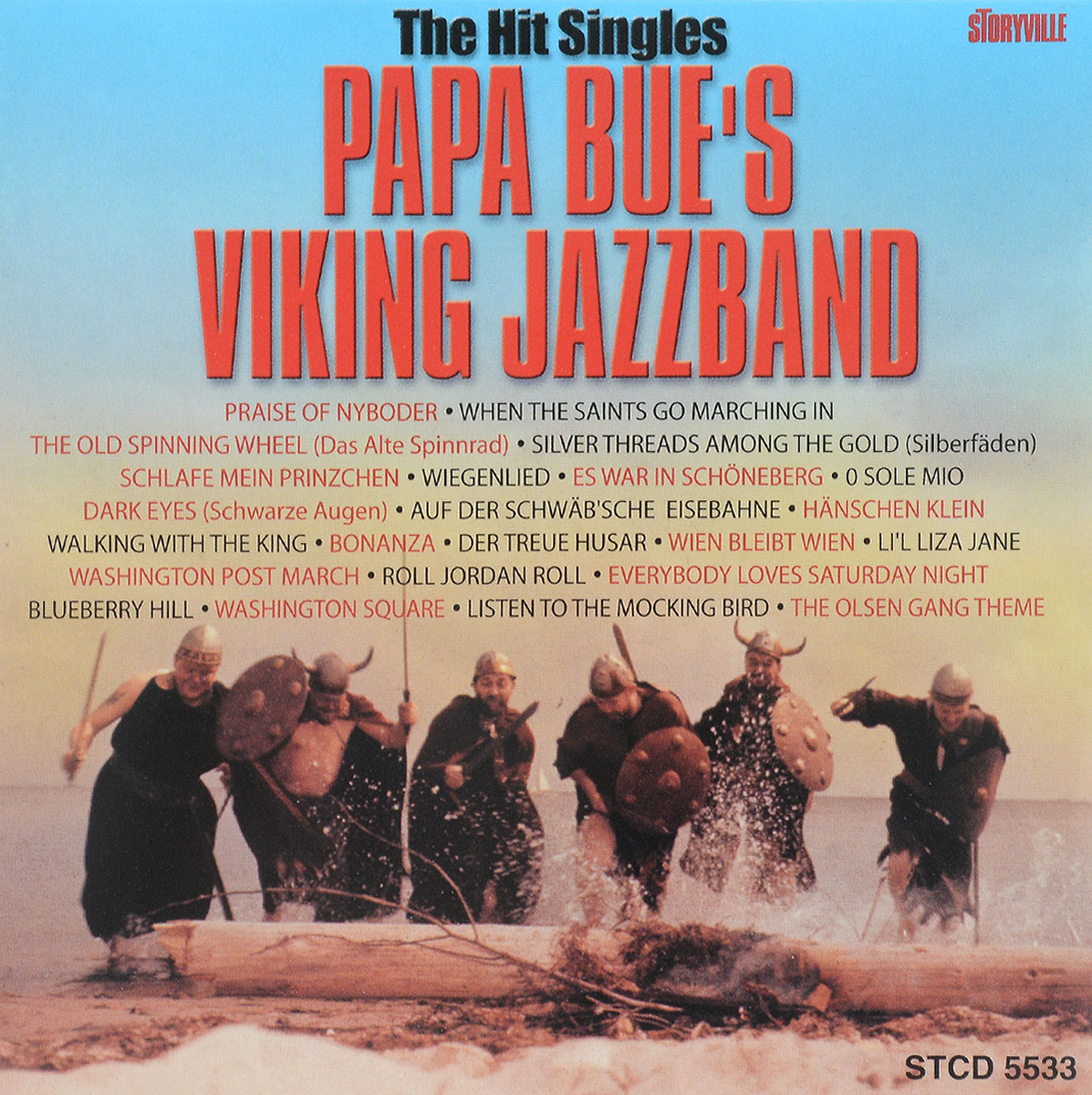 Papa Bue's Viking Jazz Band Papa Bue's Viking Jazz Band. The Hit Singles papa bue s viking jazz band sandy brown s jazz band the graham stewart seven акер билк his paramount jazz band arne birger s jazzsjak cy laurie s new orleans septet the golden years of revival jazz vol 8