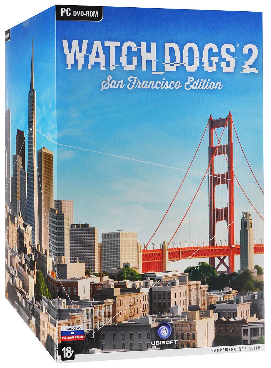 Watch Dogs 2. Коллекционное издание Сан-Франциско