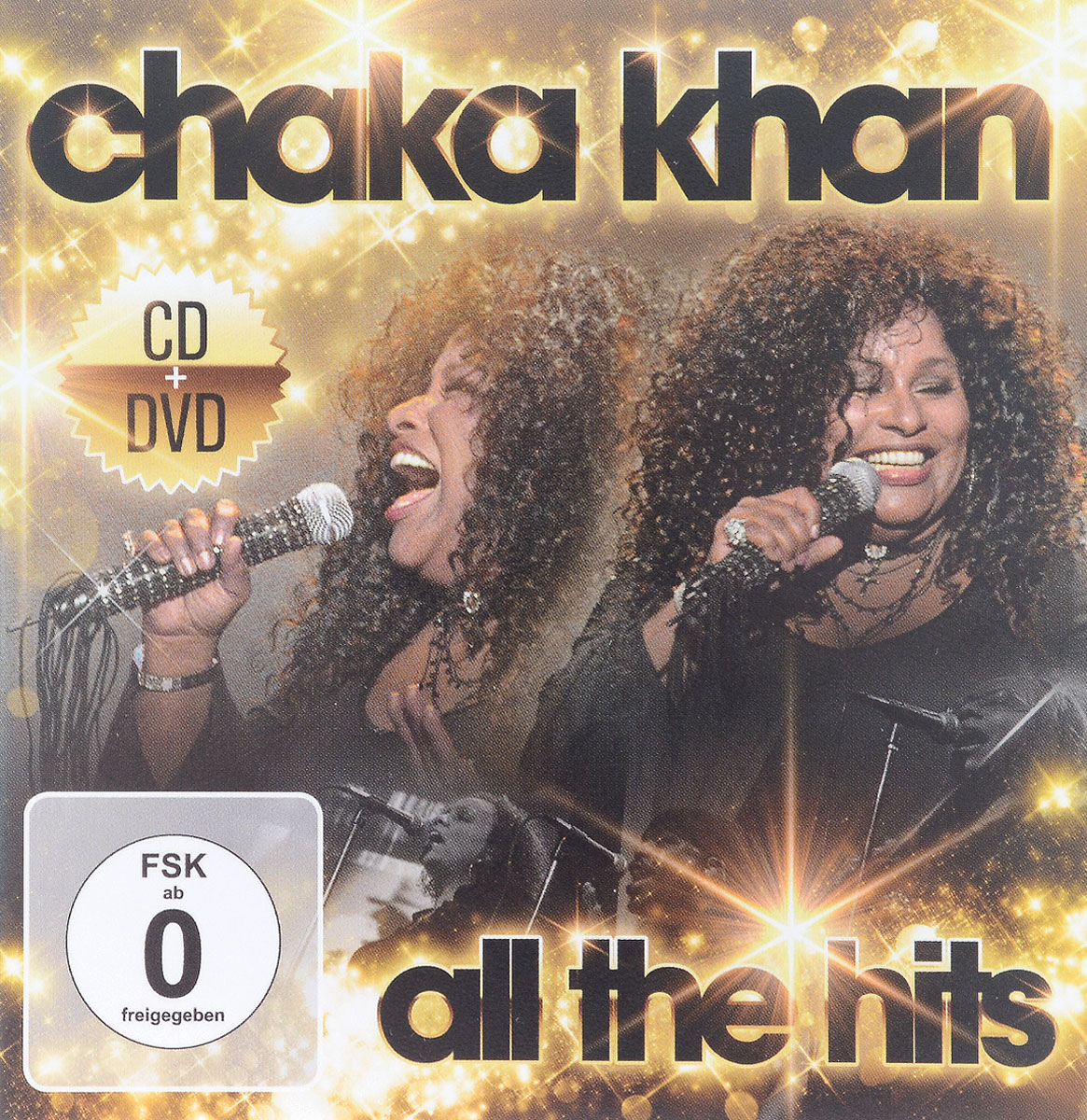 Chaka Khan. All The Hits