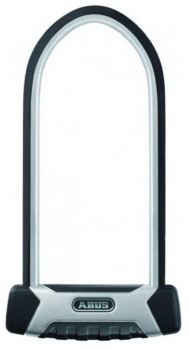 Велозамок Abus Granit X-Plus 540/160HB300, с ключами, цвет: черный, серый